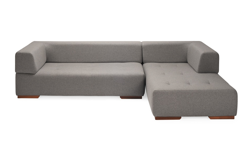 bahia modular sofa  handcrafted and custom