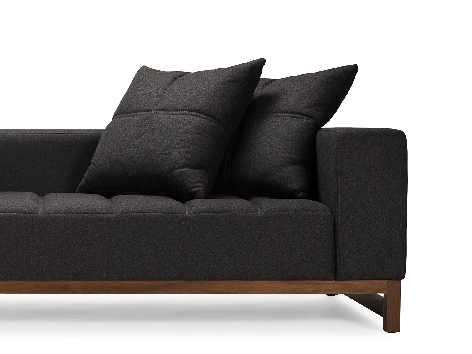 Sofa modulaire Cara, détail