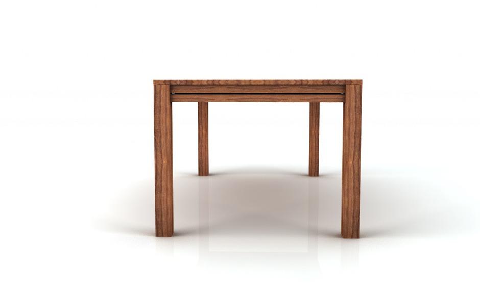 Table de salle à manger Allure_profil