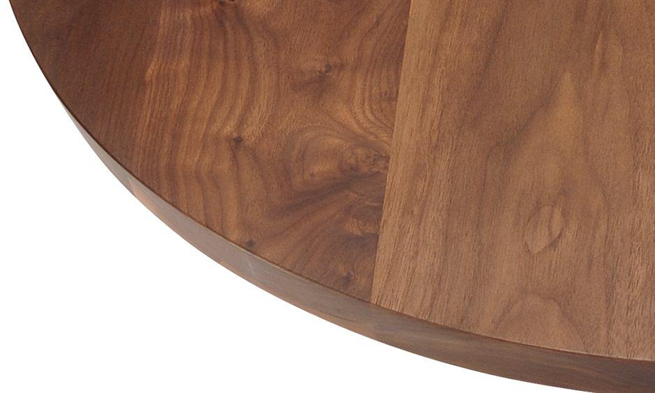 Table bistro en bois massif_détail