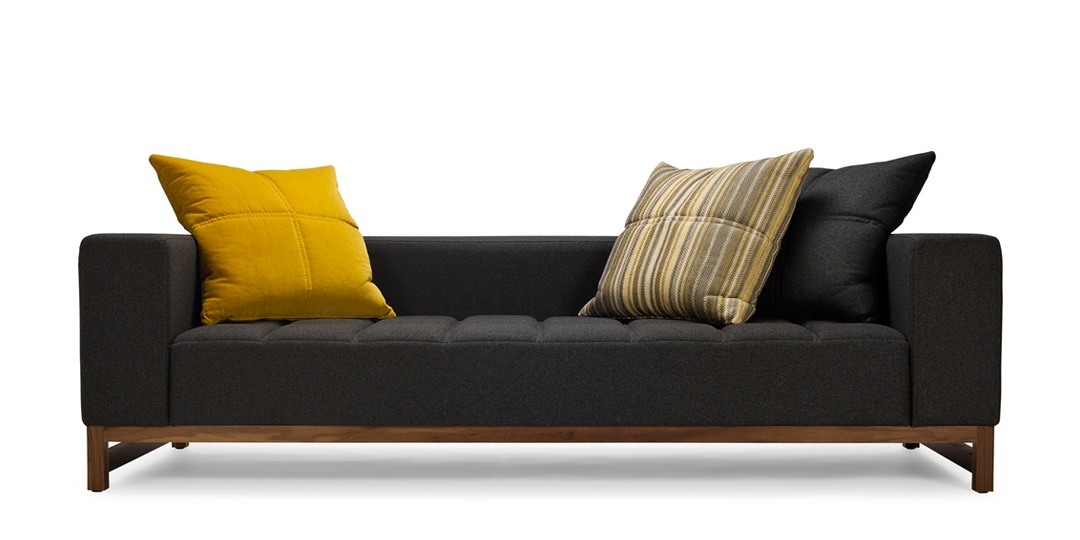 Sofa modulaire Cara avec coussins